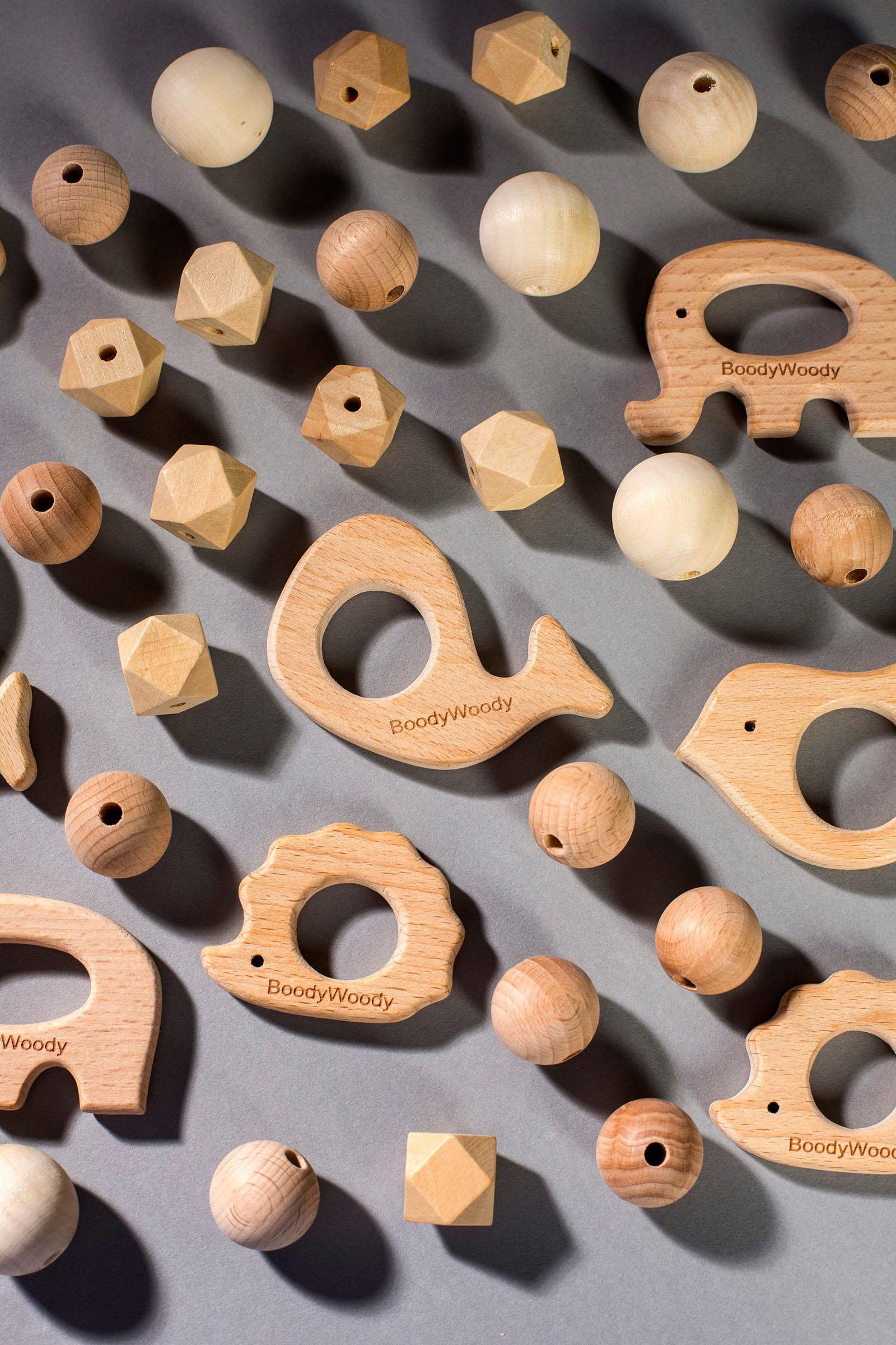 Zagreb, 040919. Matea Vitik i Mia Coso izradjuju drvene zvecke pod brendom BoodyWoody. Foto: Berislava Picek / CROPIX