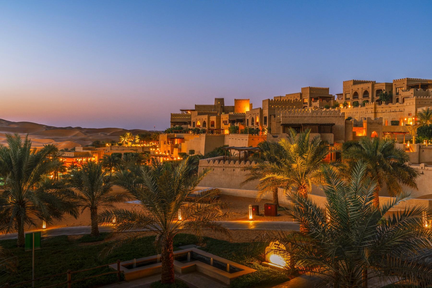 Qasr Al Sarab hotel