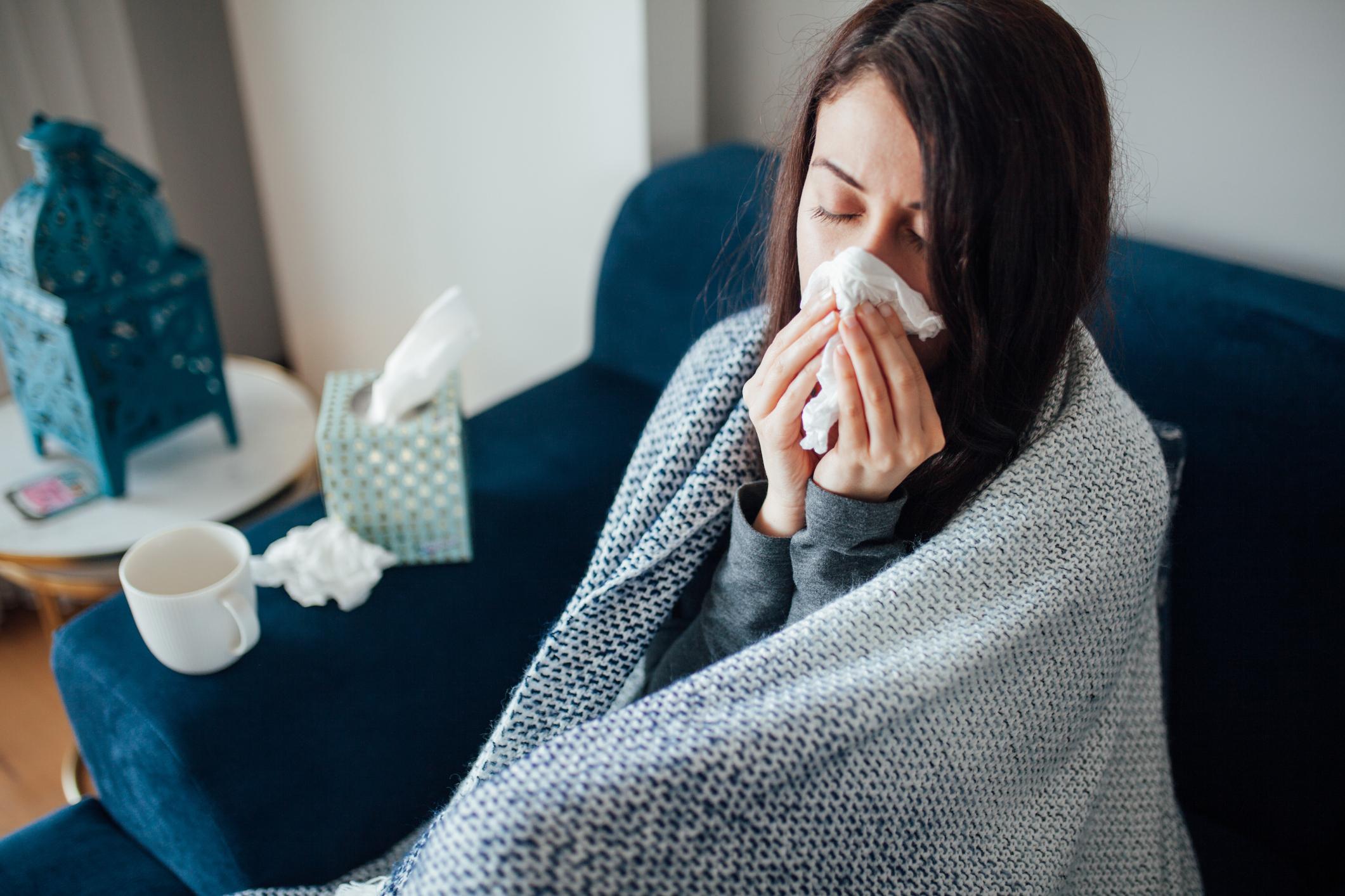 Akutne respiratorne infekcije, odnosno akutne upalne bolesti dišnoga sustava najčešće su infekcije suvremenog čovjeka jer čine dvije trećine svih infekcija.
