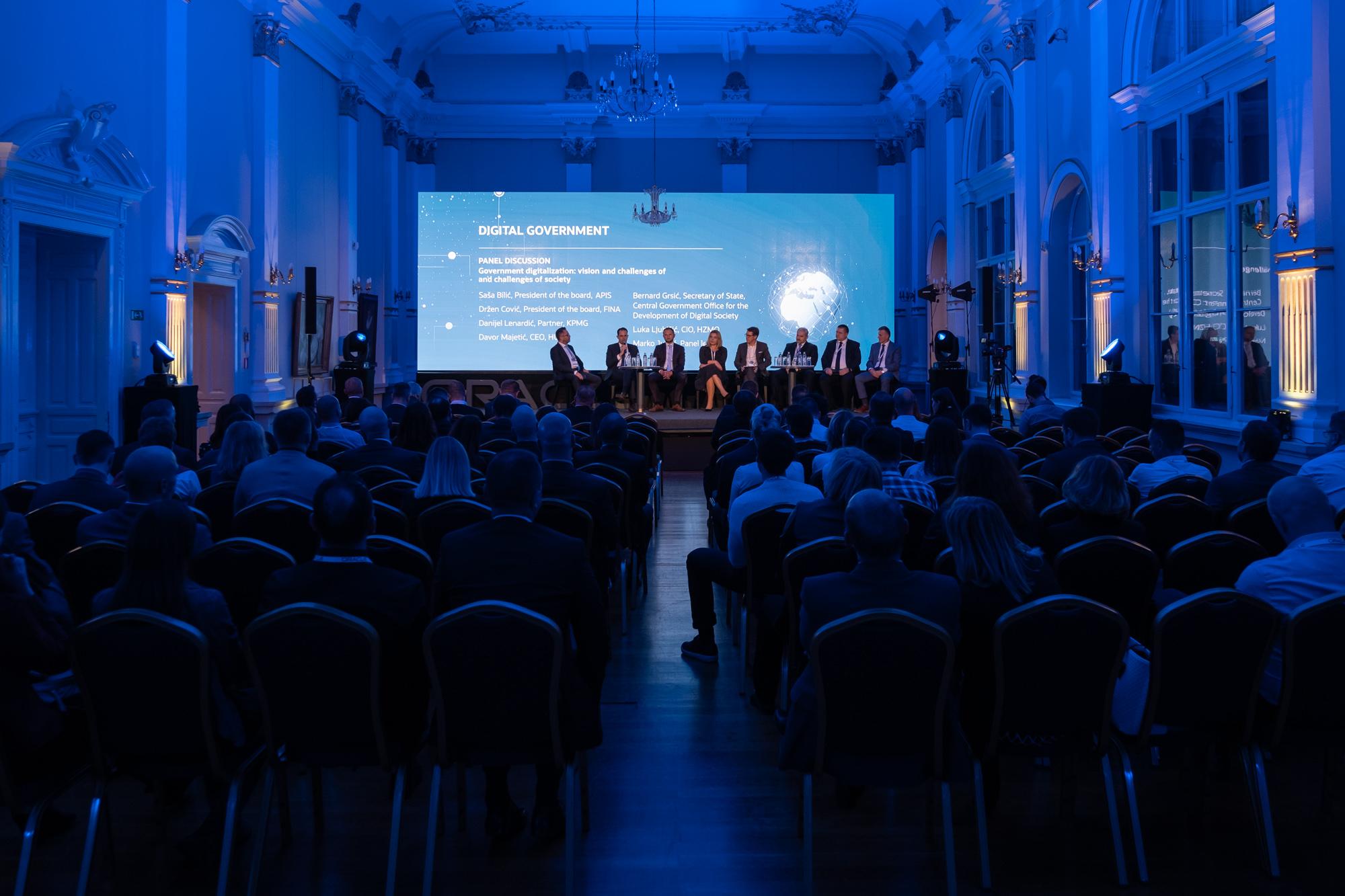 Konferencija Oracle Modern Business Forum 2019.