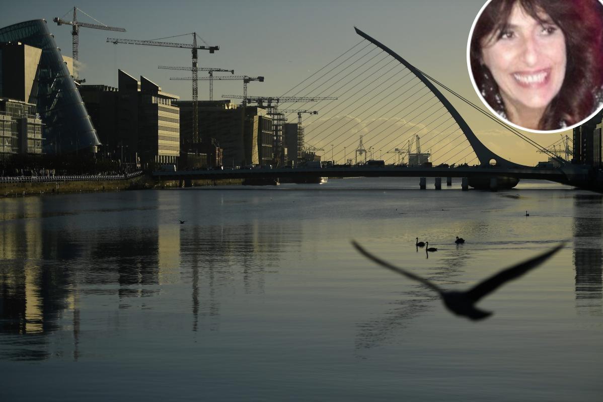 Dublin i Mirela Delalle u krugu
