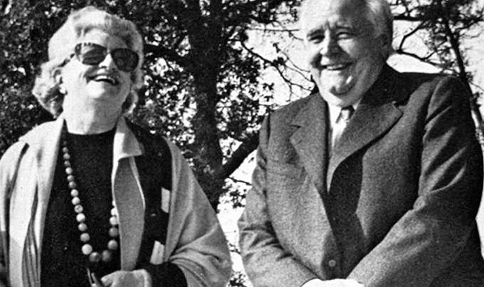Bela i Miroslav Krleža