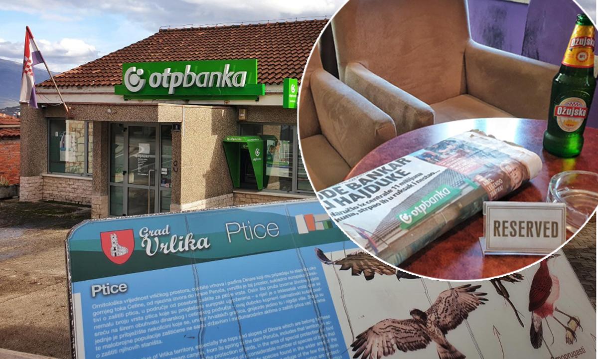 Poslovnica OTP banke u Vrlici