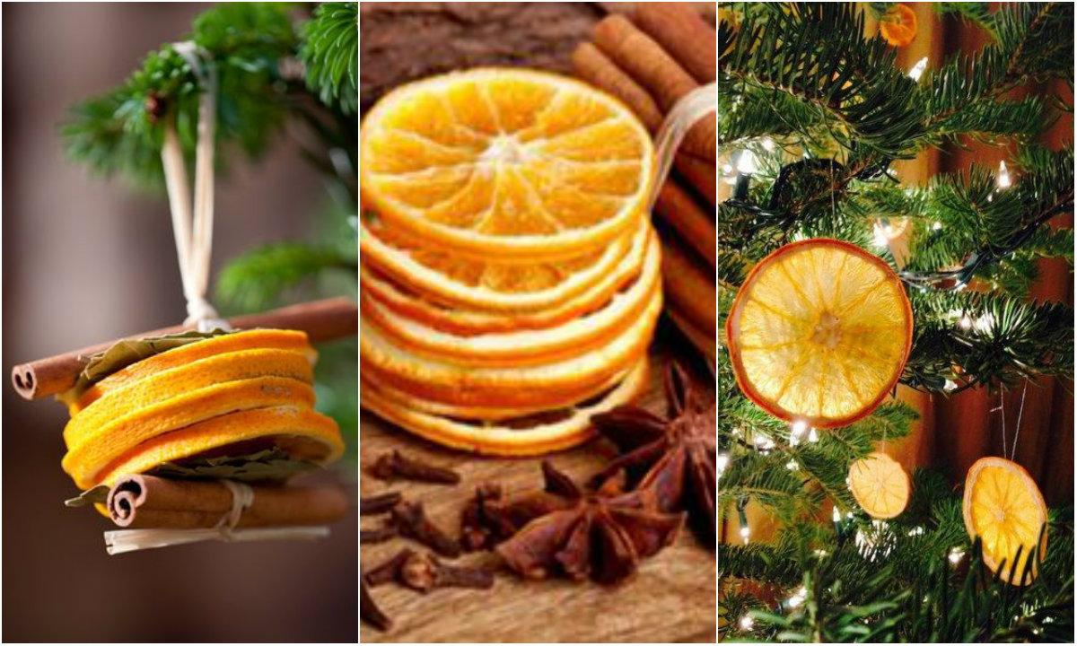 Naranče collage
