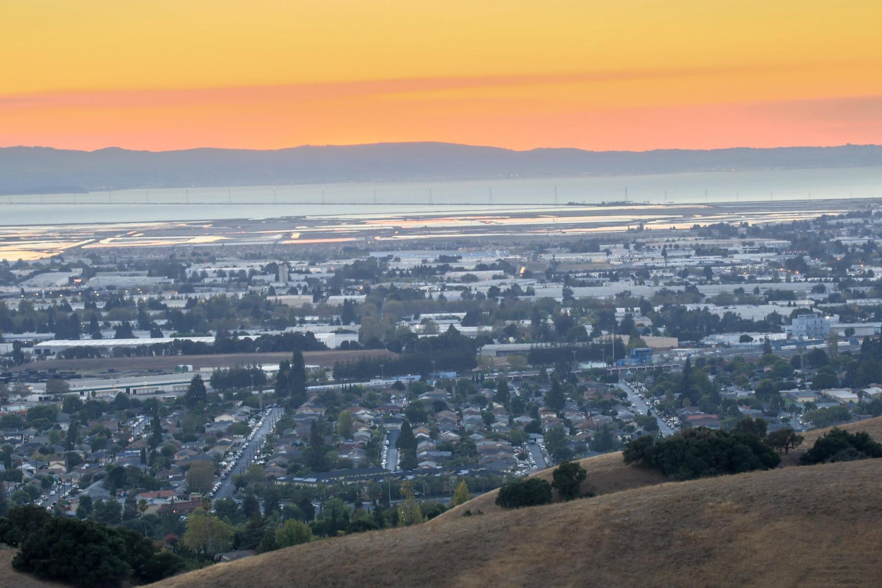 Silicijska dolina, panorama
