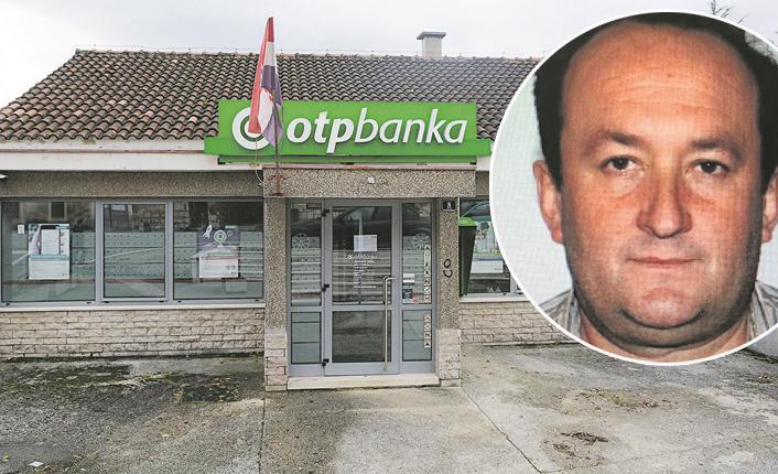 Srđan Djaković, poslovnica OTP banke u Vrlici