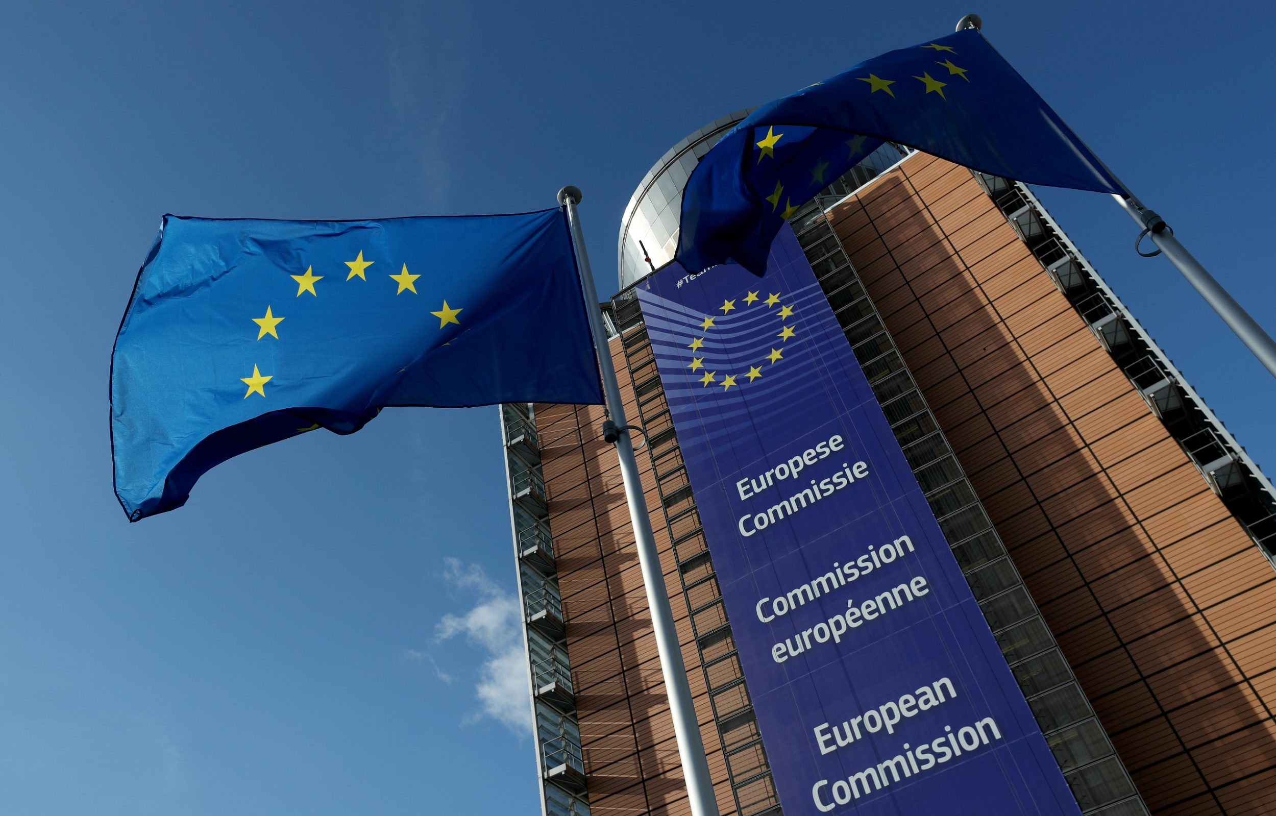 Zgrada Europske komisije u Bruxellesu