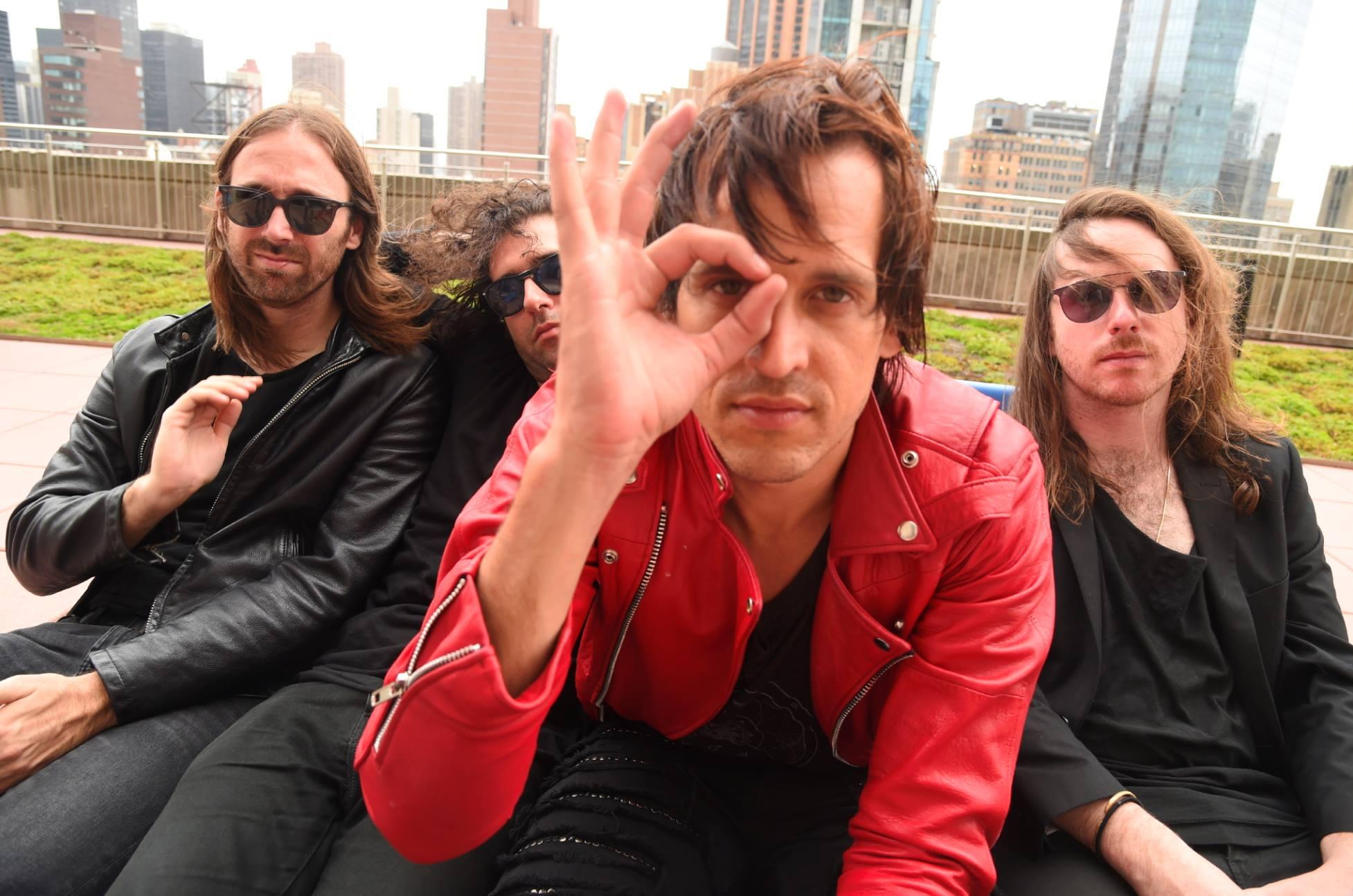 Indie-rock bend Faulkner u kojem je Lucas Asher glavni pjevač