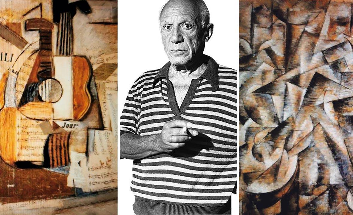 """U Muzeju Mimara bit će izložena dva platna, """"Mandolina i gitara"""" te """"Žena i gitara"""", za koja nepoznati vlasnici tvrde da ih je naslikao Picasso"""