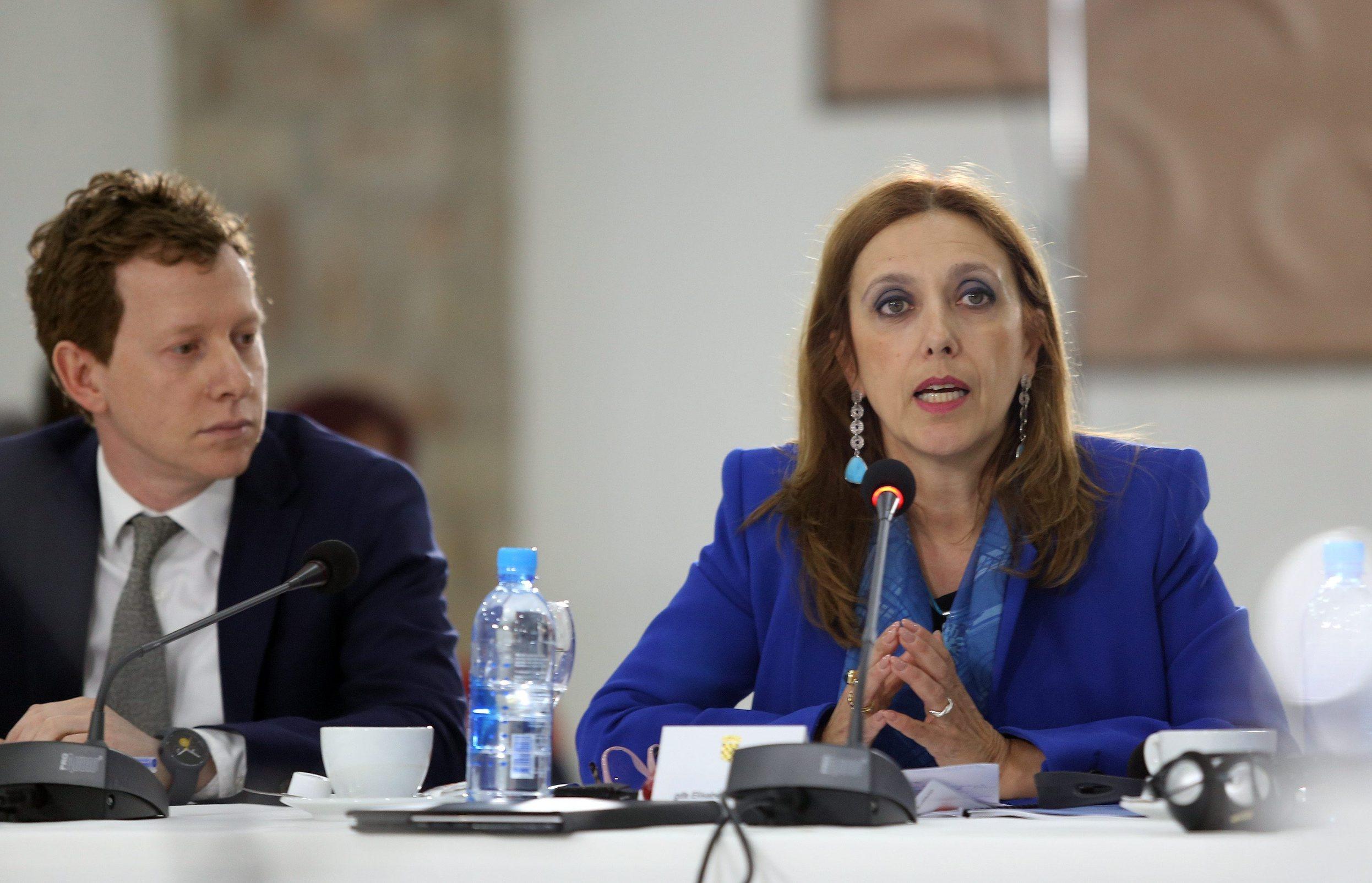 Predstavnica Svjetske banke Elizabetta Capannelli