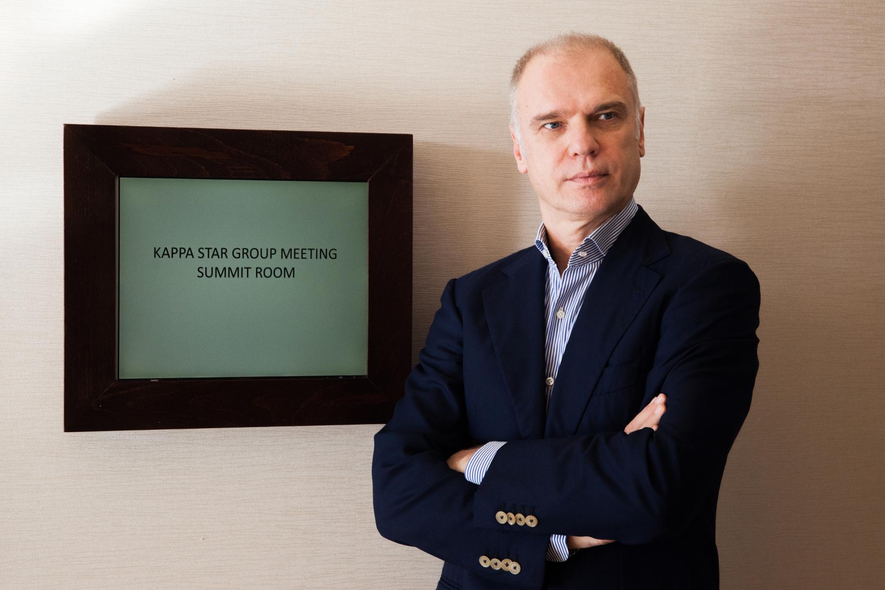 Nebojša Šaranović, vlasnik ciparskog Kappa Star Limiteda