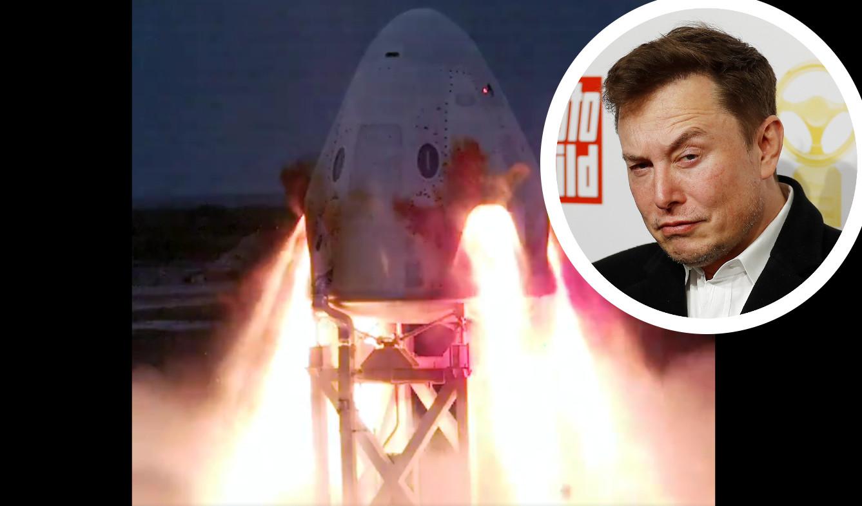 Elon Musk, čelnik SpaceX-a i poduzetnik
