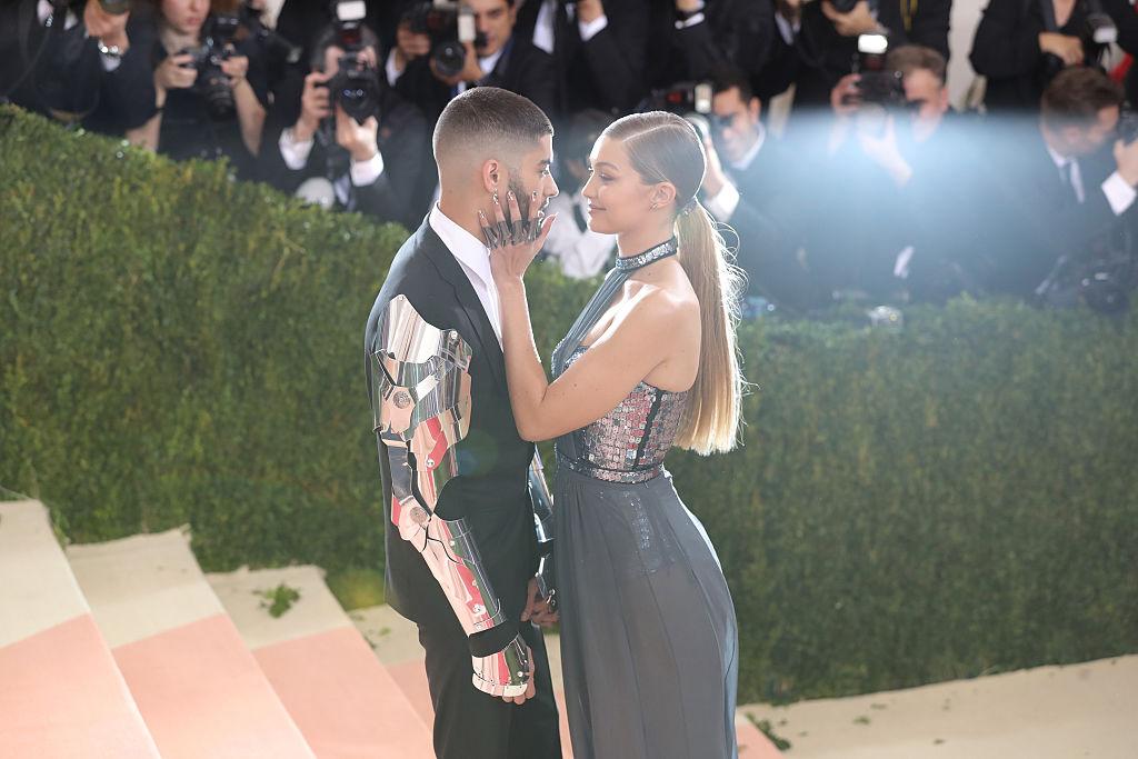 NEW YORK, NY - MAY 02:  Gigi Hadid and Zayn Malik attend the