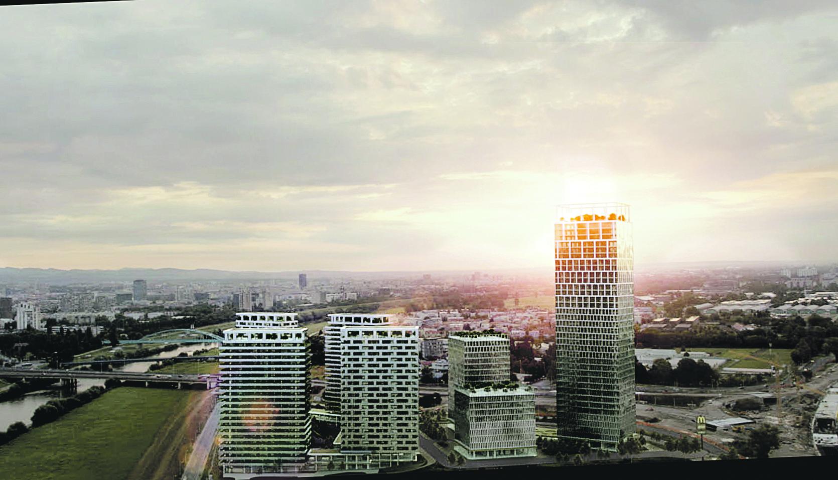Novac Nakon 12 Godina Krece Projekt Jarun Panorama Kojeg Su Pratile Brojne Kontroverze