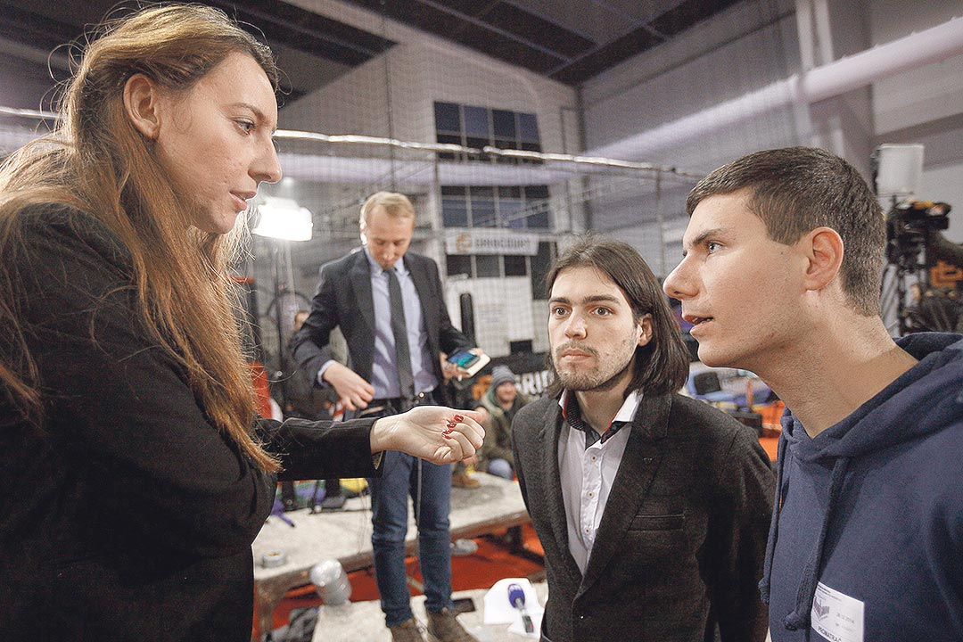 Vladimira Palfi, Ivan Vilibor Sinčić i Ivan Pernar