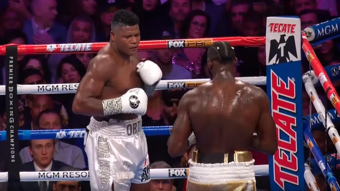 Ortiz vs Wilder 2