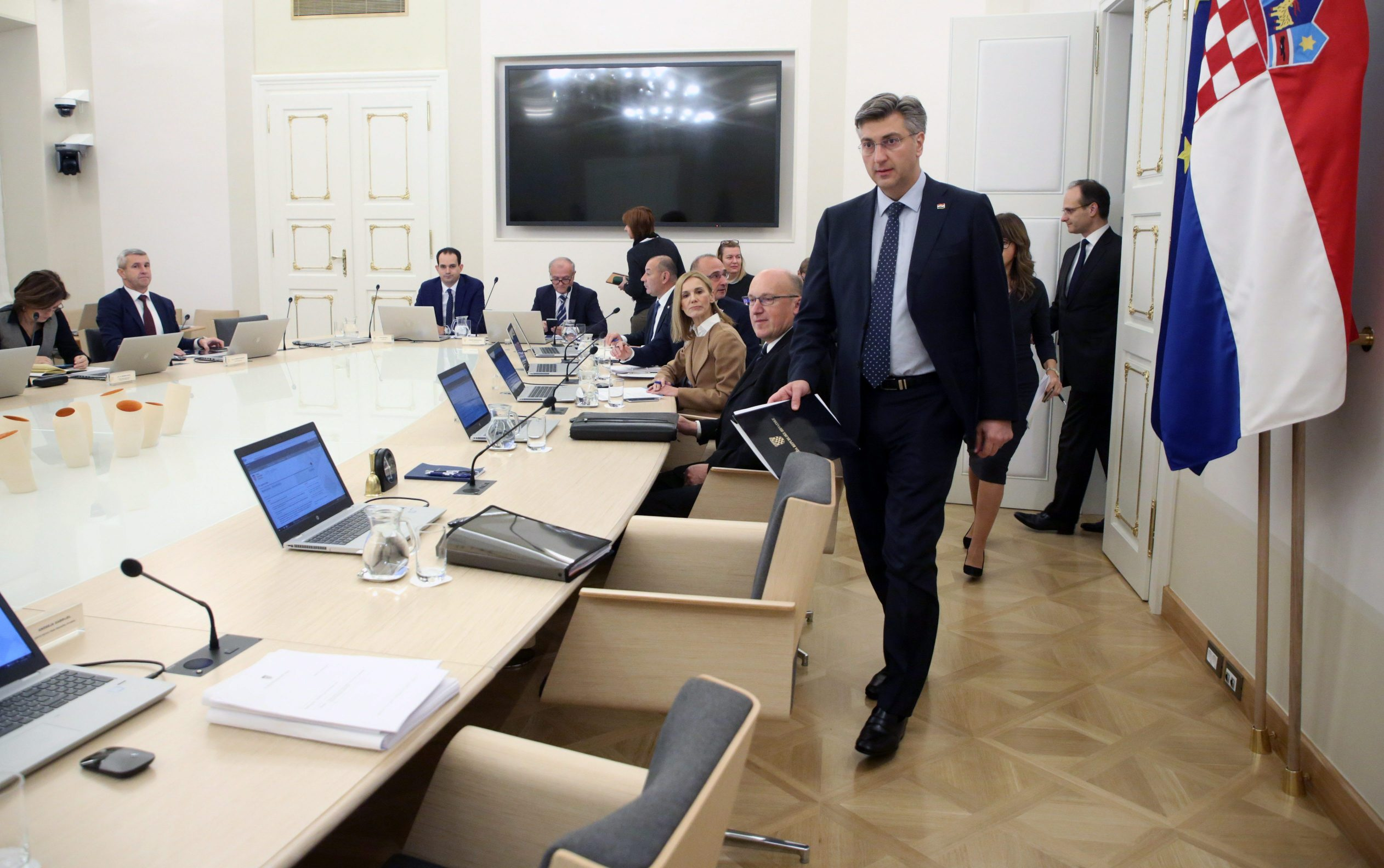 Premijer Andrej Plenković imat će vodeću ulogu na sastancima Vijeća EU