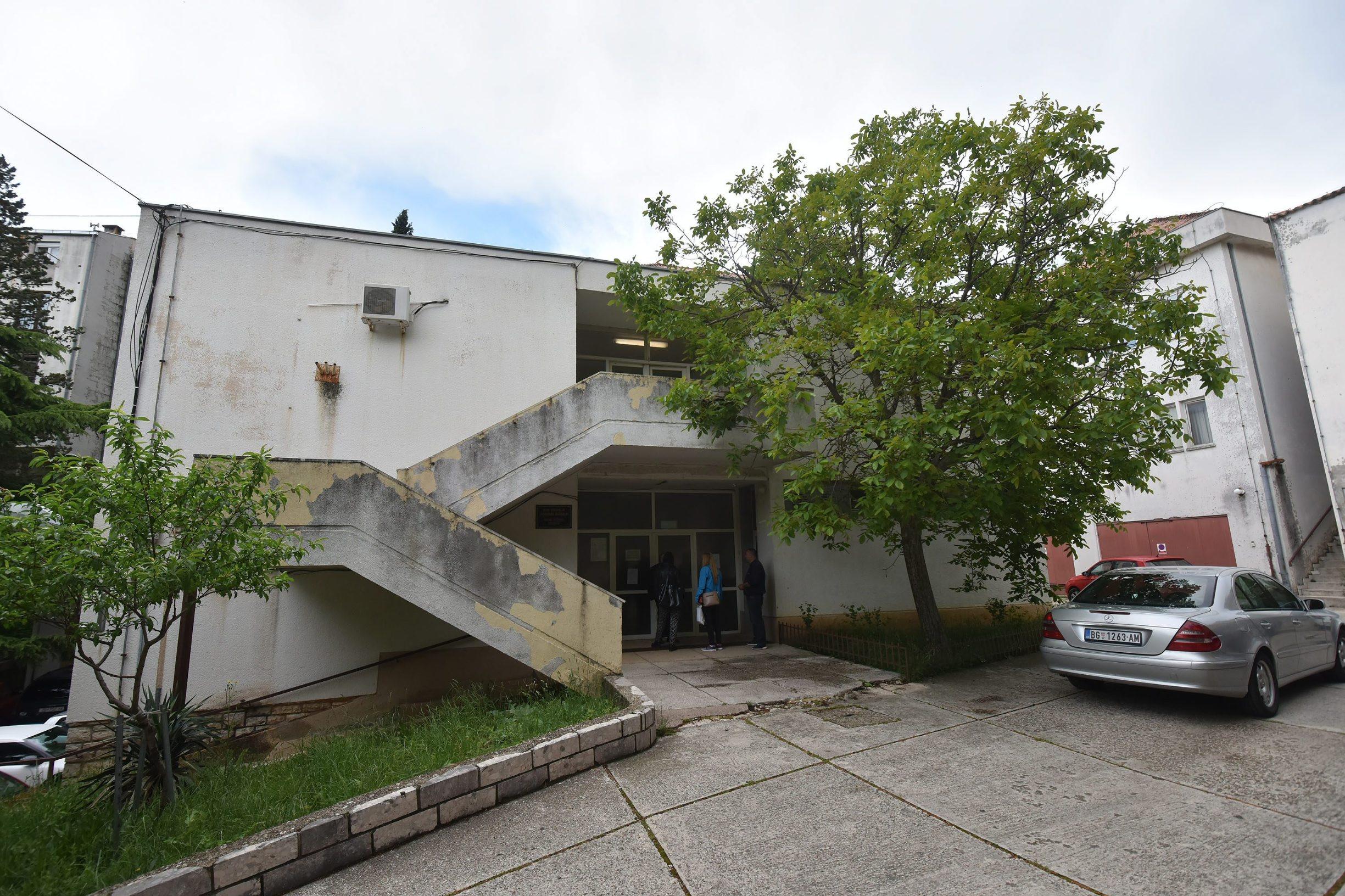 Dom zdravlja u Obrovcu