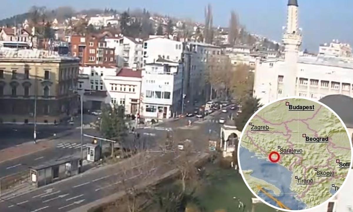 Jutarnji List Video U Samo Dva Sata Bosnu I Hercegovinu Pogodila Tri Potresa Podrhtavanje Se Osjetilo Skoro U Cijeloj Dalmaciji