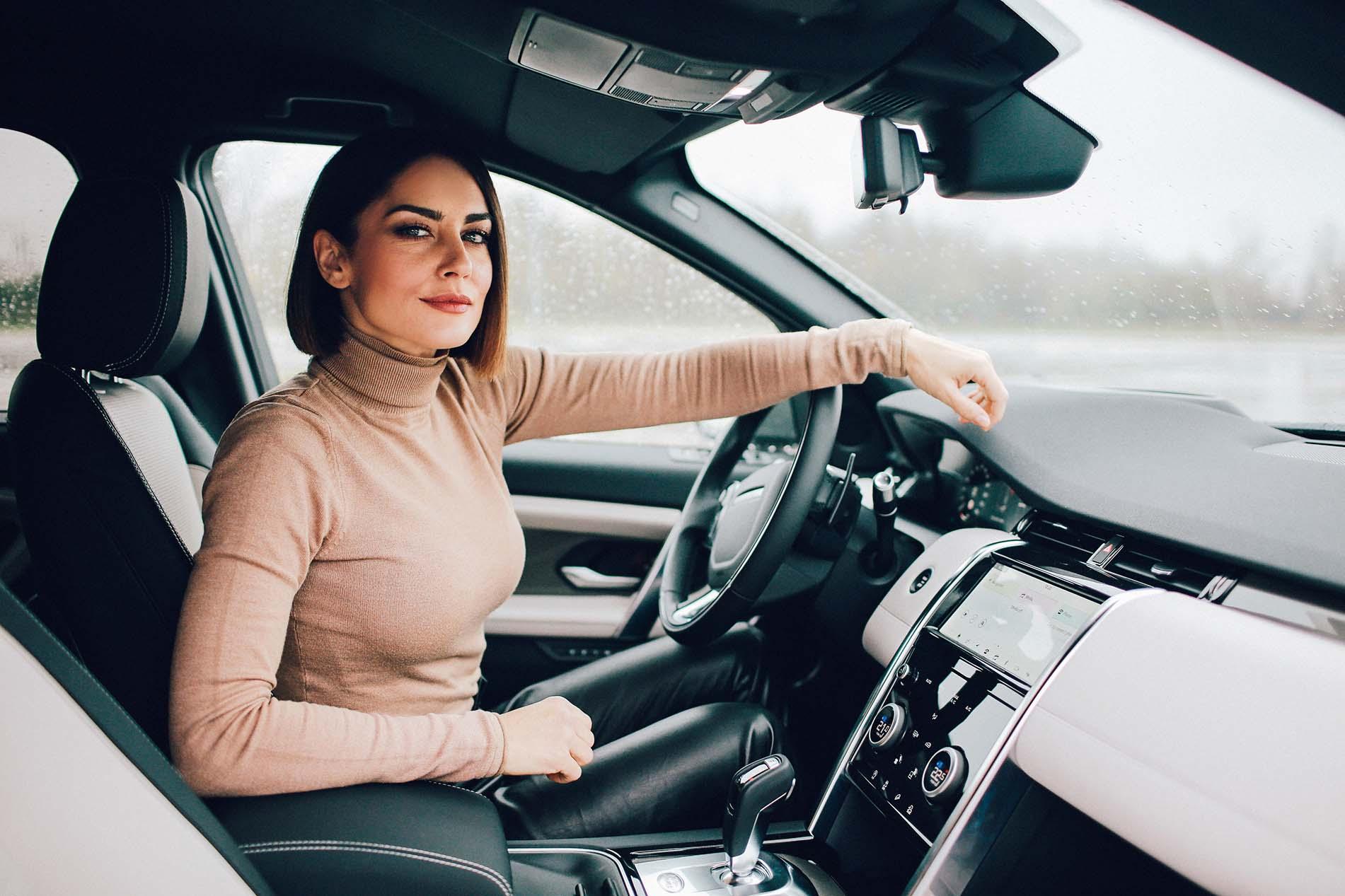 zagreb 20.11.2019 Renata Sopek i Antonija Stupar sigurna voznja foto vedran peteh