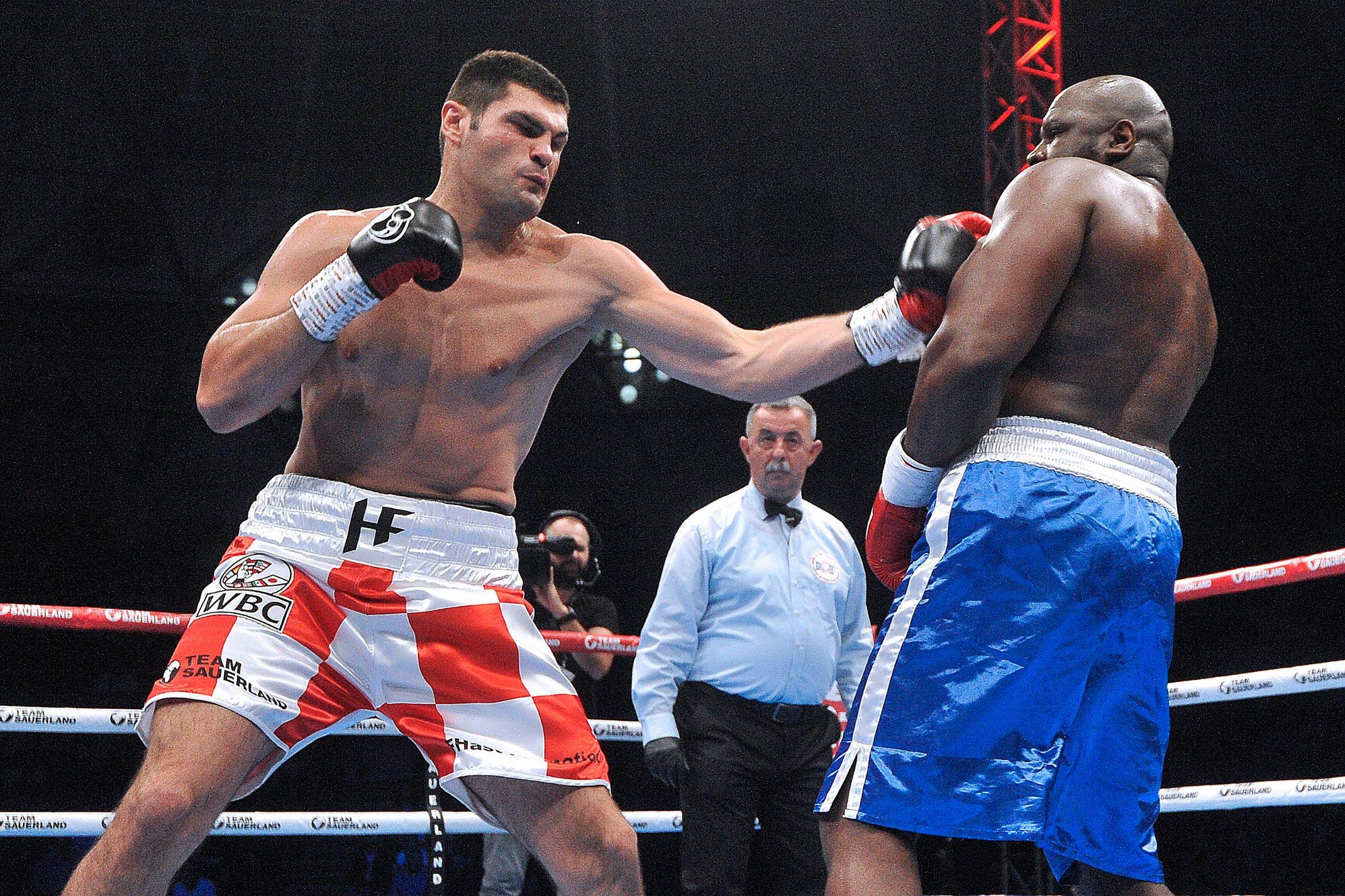 Filip Hrgović vs. Kevin Johnson