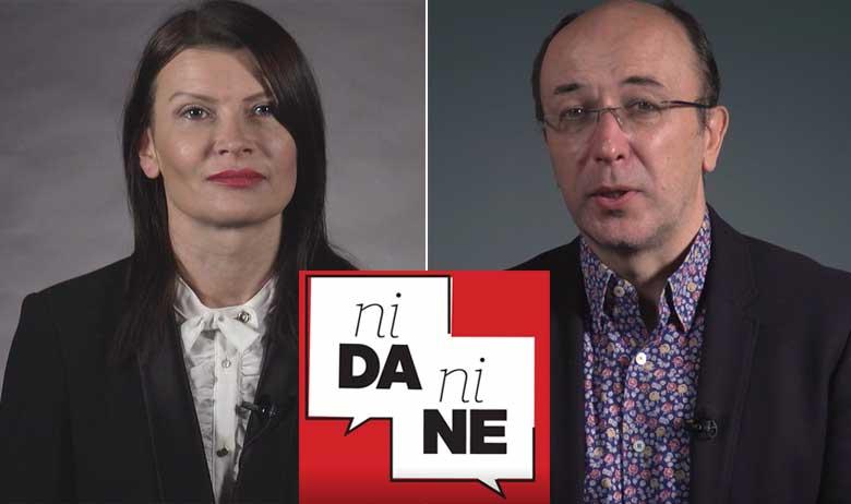 Sabina Glasovac i Krešimir Macan