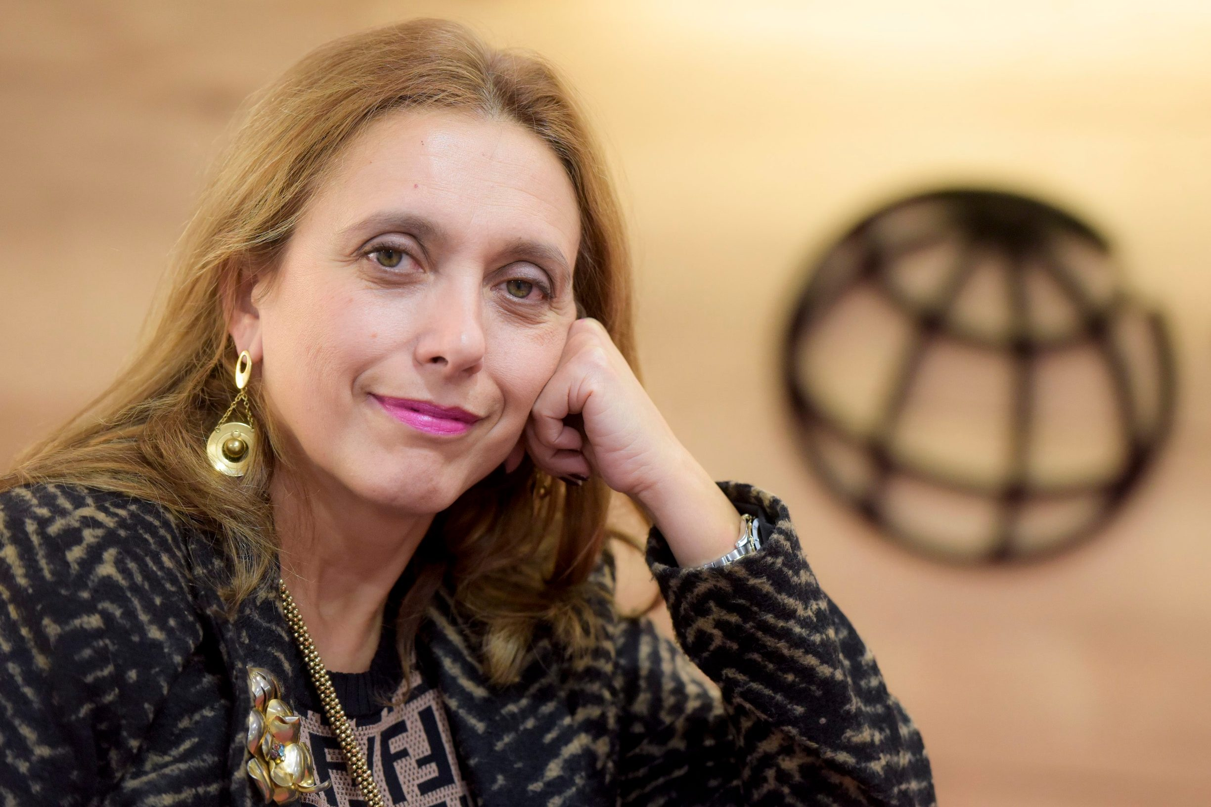 Elisabetta Capannelli, Country Manager for Croatia and Slovenia, Europe and Central Asia