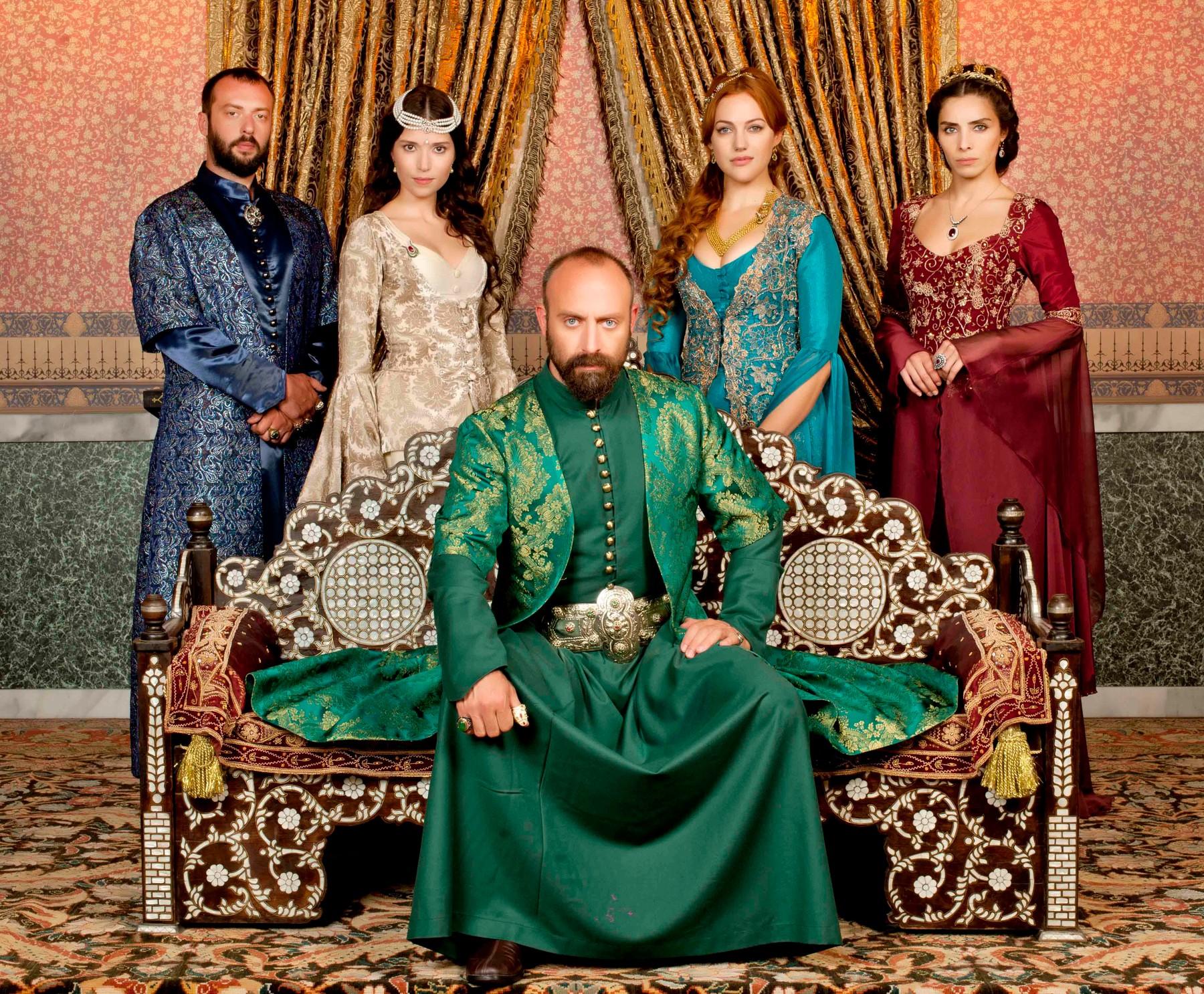 'Sulejman Veličanstveni'