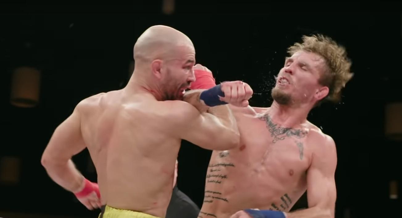 Lobov vs. Knight