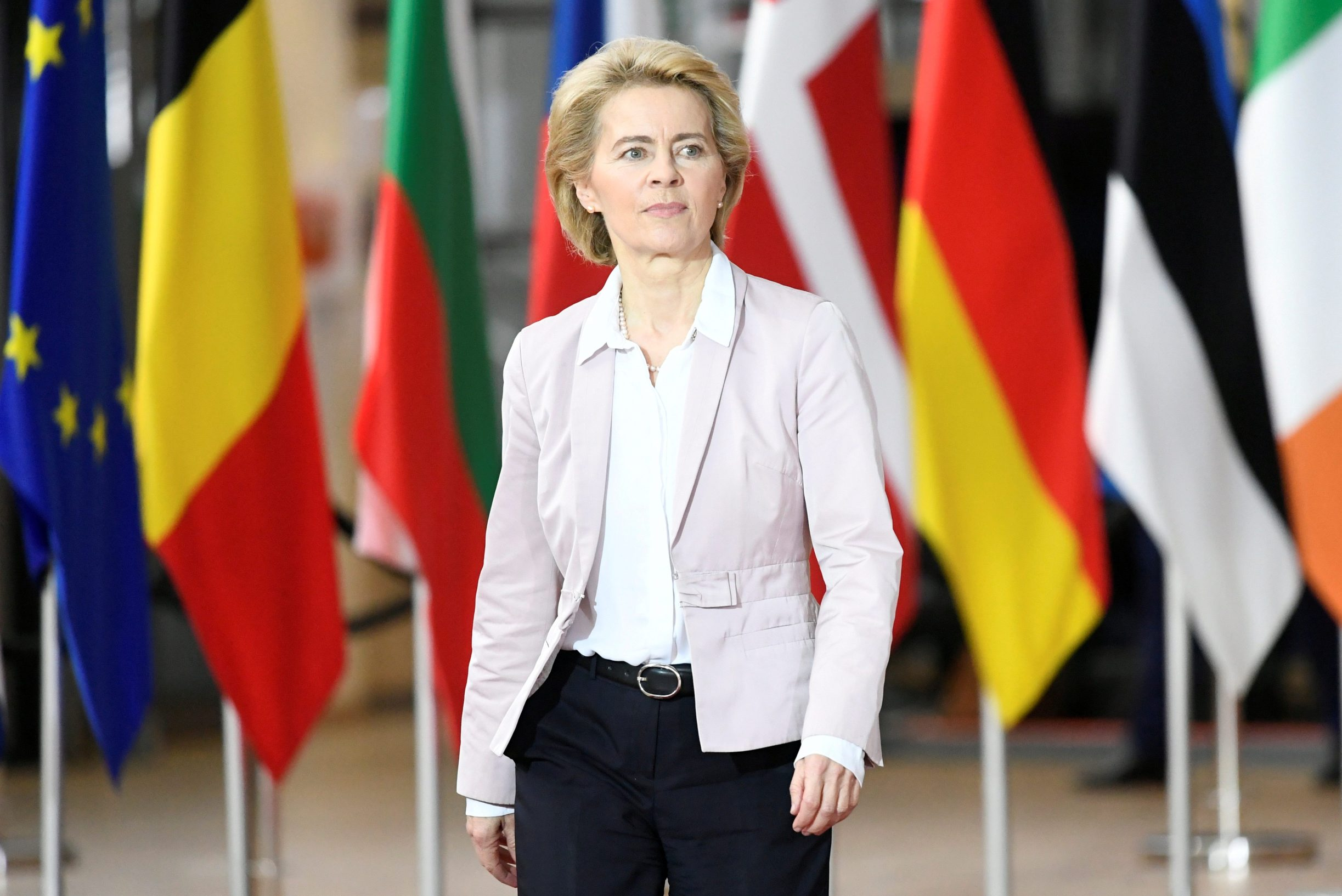 Predsjednica Europske komisije Ursula Von der Leyen