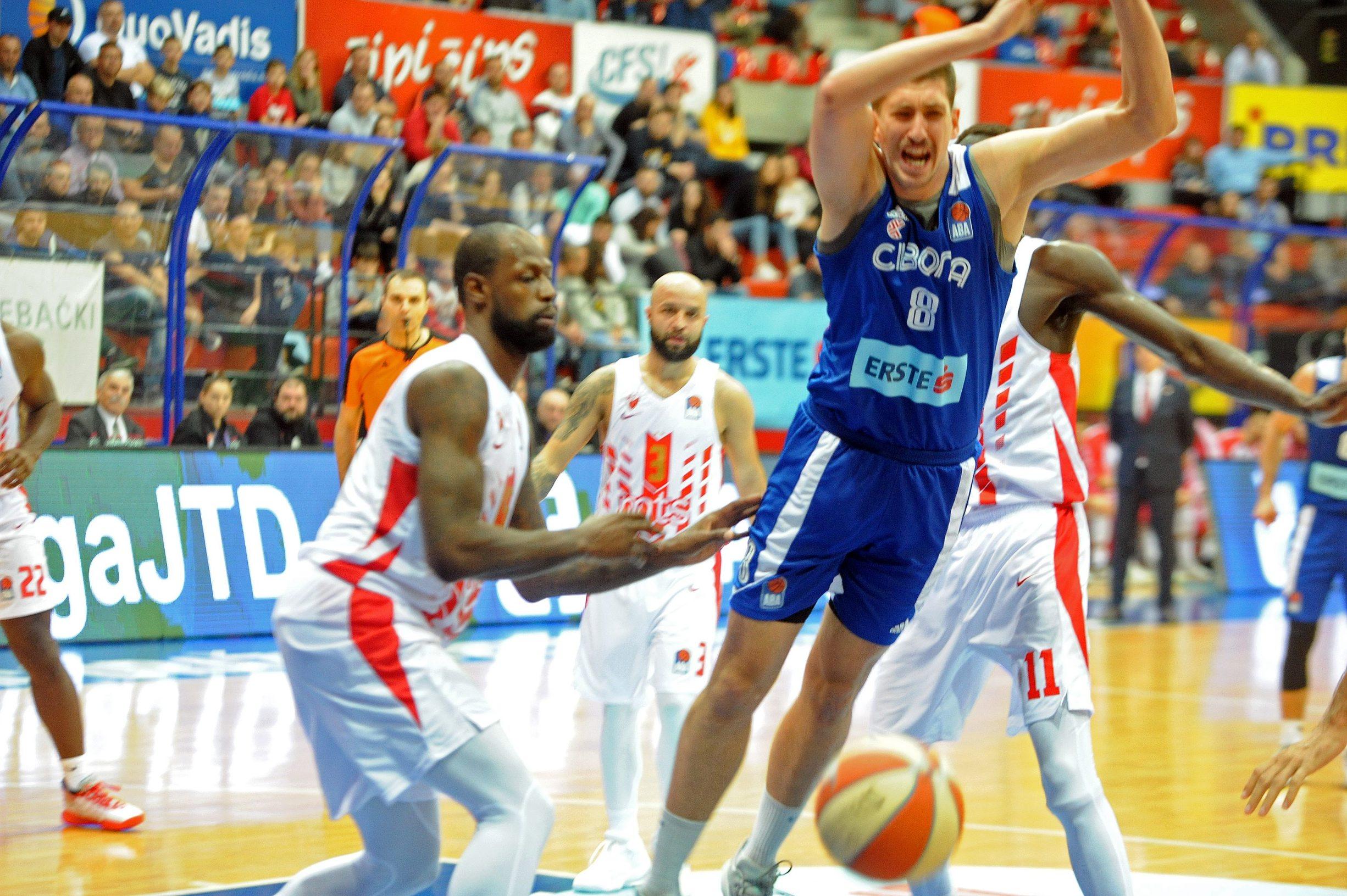 Filip Bundović odigrao je veliku utakmicu u Beogradu