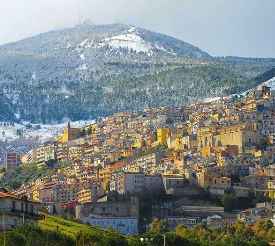 Cammarata, Italija