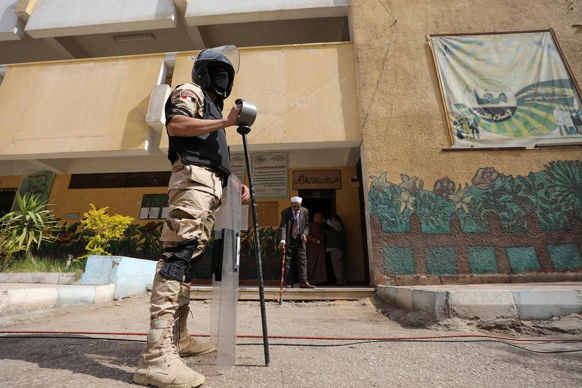 Egipatski vojnik