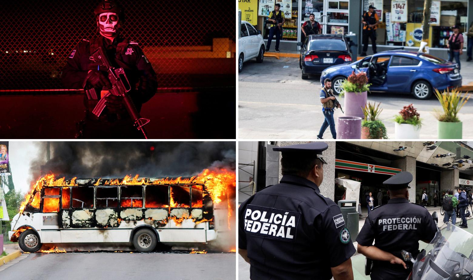 Meksiko karteli policija