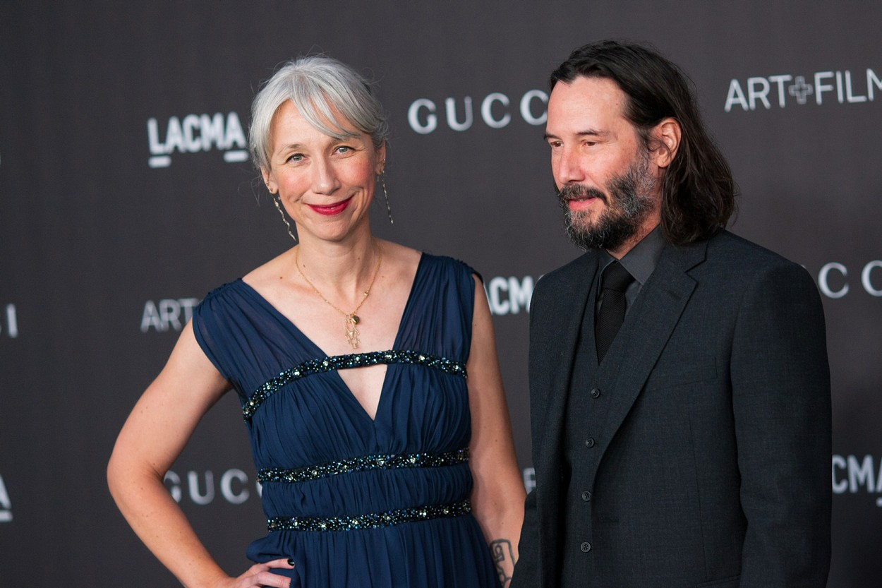 , Los Angeles, CA - 20191102 Celebrities pose for pictures as they arrive at the 2019 LACMA Art + Film Gala, held at the Los Angeles County Museum.  -PICTURED: Keanu Reeves -, Image: 480814103, License: Rights-managed, Restrictions: , Model Release: no, Credit line: Media Punch/INSTARimages.com / INSTAR Images / Profimedia