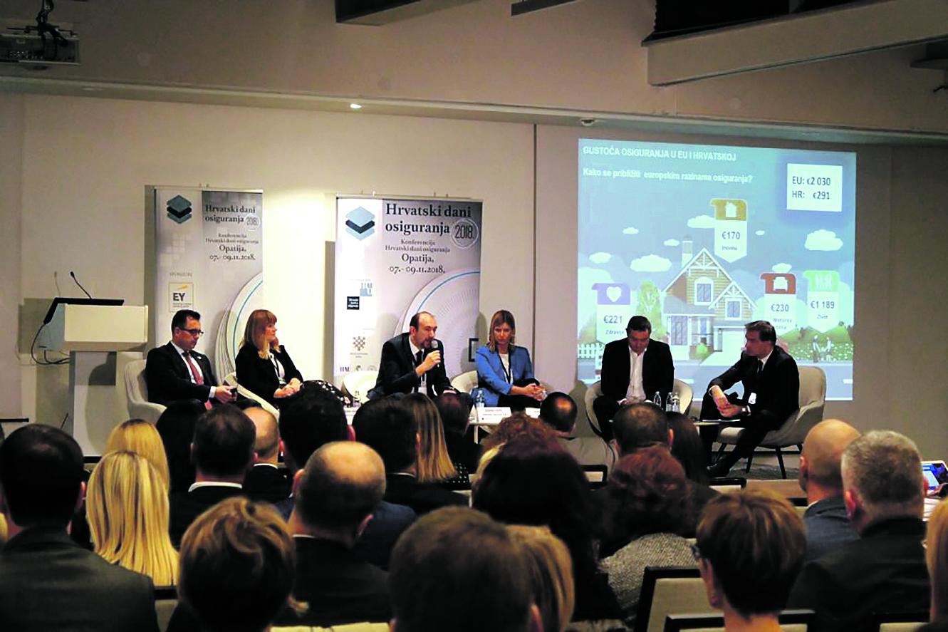 Panel rasprava na skupu osiguratelja