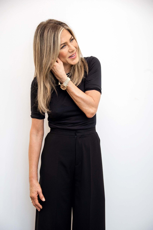 BEVERLY HILLS, CALIFORNIA - AUGUST 15:  Jennifer Aniston at