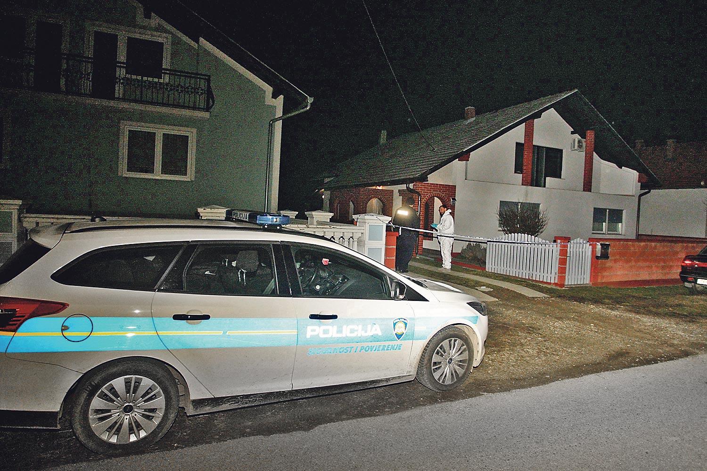 Dok je policija prije četiri godine istraživala provalu u kuću Josipa Križaića u Palovcu (plava kuća), u susjednoj kući obitelji Srnec u škrinji je bilo skriveno tijelo ubijene Jasmine Dominić