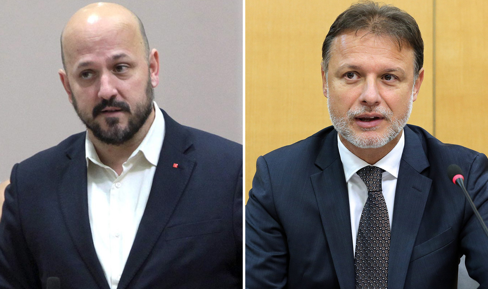 Gordan Maras i Gordan Jandroković