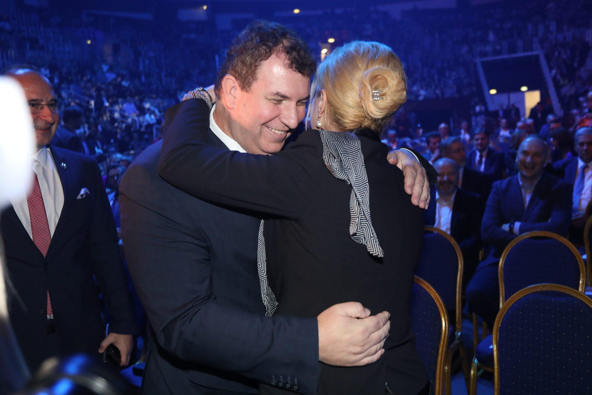 Jakov Kitarović, Kolinda Grabar Kitarović