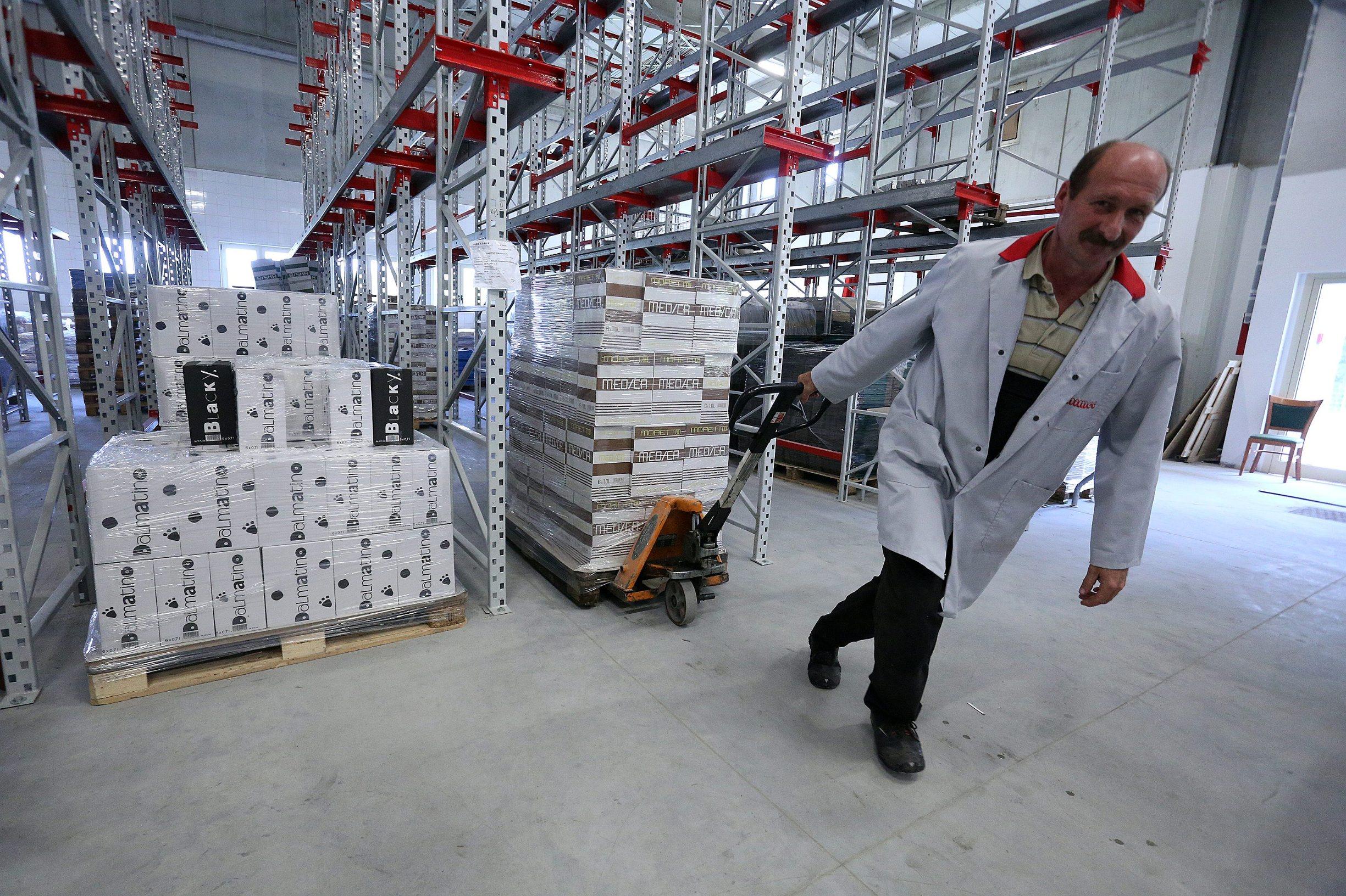 Tvornica za proizvodnju alkoholnih pića Nimco Brands& Liqueurs