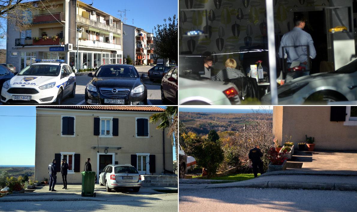 Uhićenja u Istri