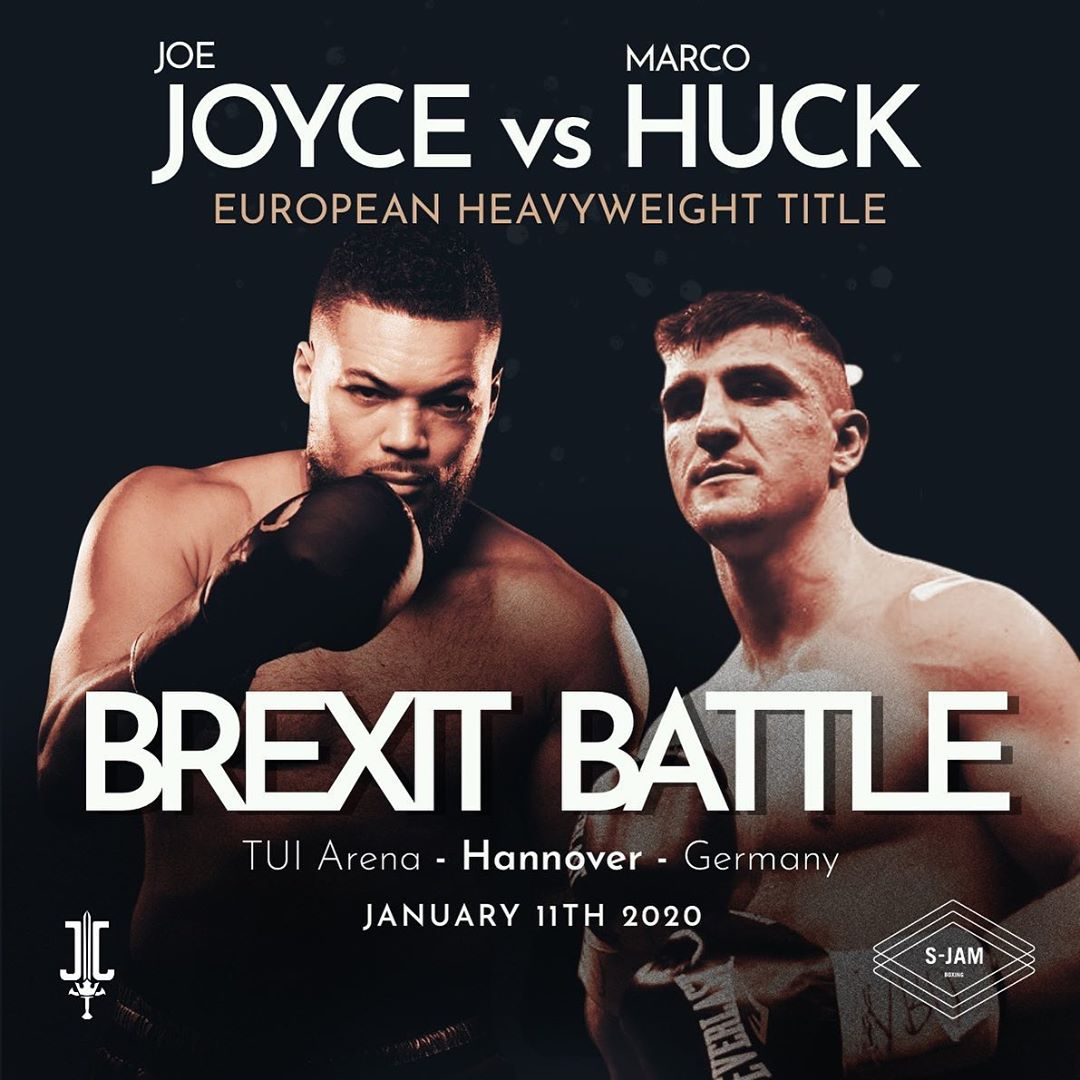 Joyce vs. Huck