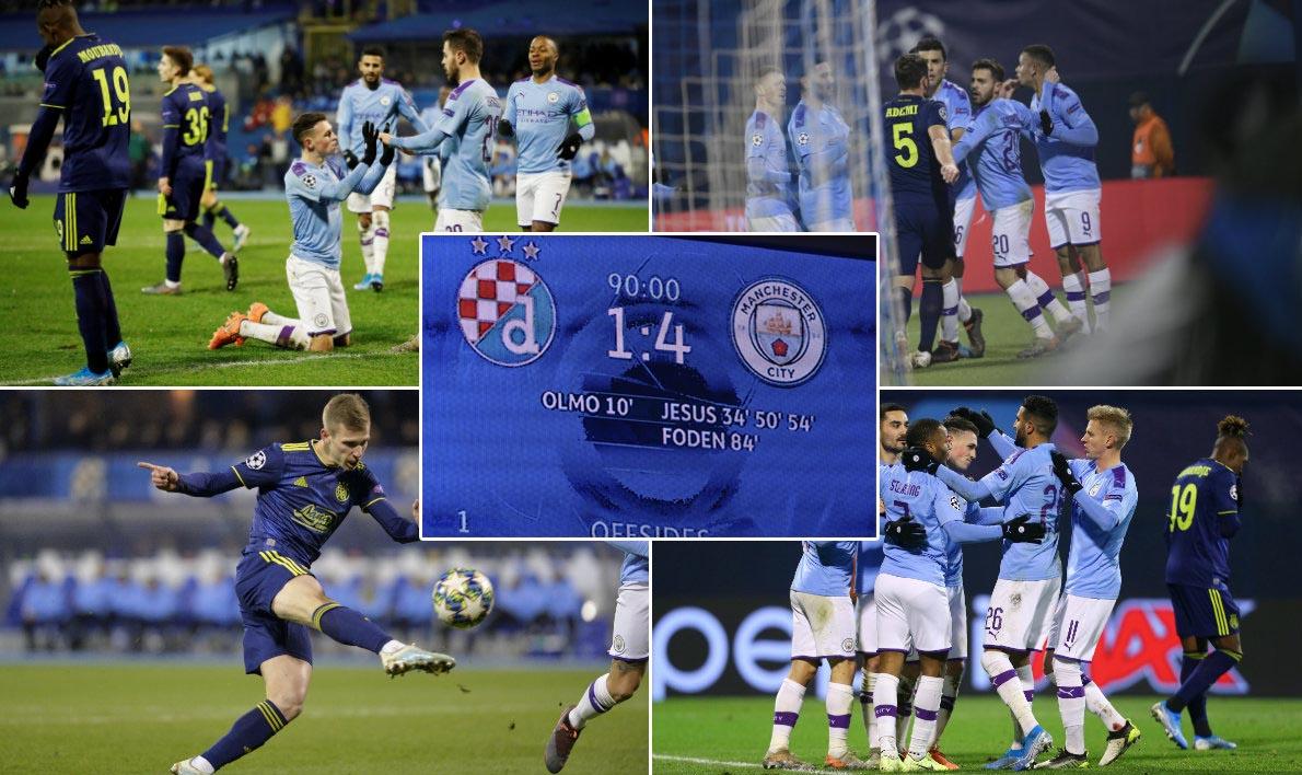 Dinamo - Manchester City