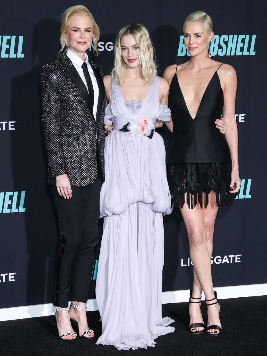 Westwood, CA  - Los Angeles Special Screening Of Liongate's 'Bombshell' held at the Regency Village Theatre.  BACKGRID USA 10 DECEMBER 2019, Image: 487528357, License: Rights-managed, Restrictions: , Model Release: no, Credit line: Image Press / BACKGRID / Backgrid USA / Profimedia