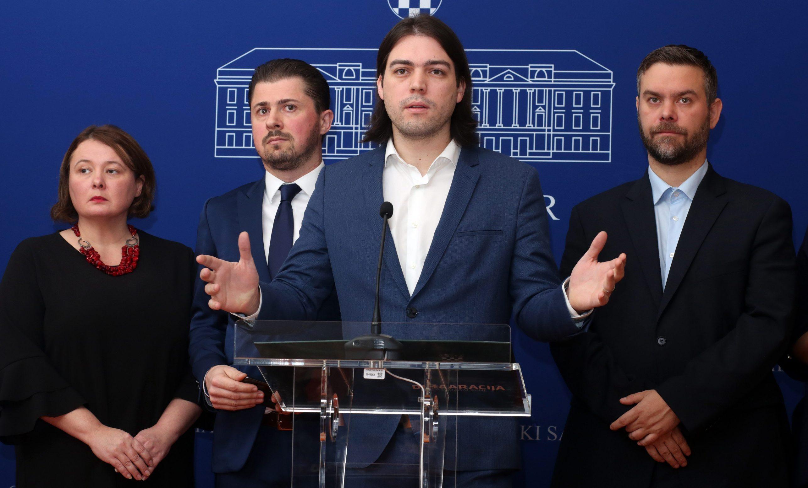 Snježana Sabolek,Tihomir Lukanić,Ivan Vilibor Sinčić, Damjan Vucelić, Vlasta Krpotić Mejić