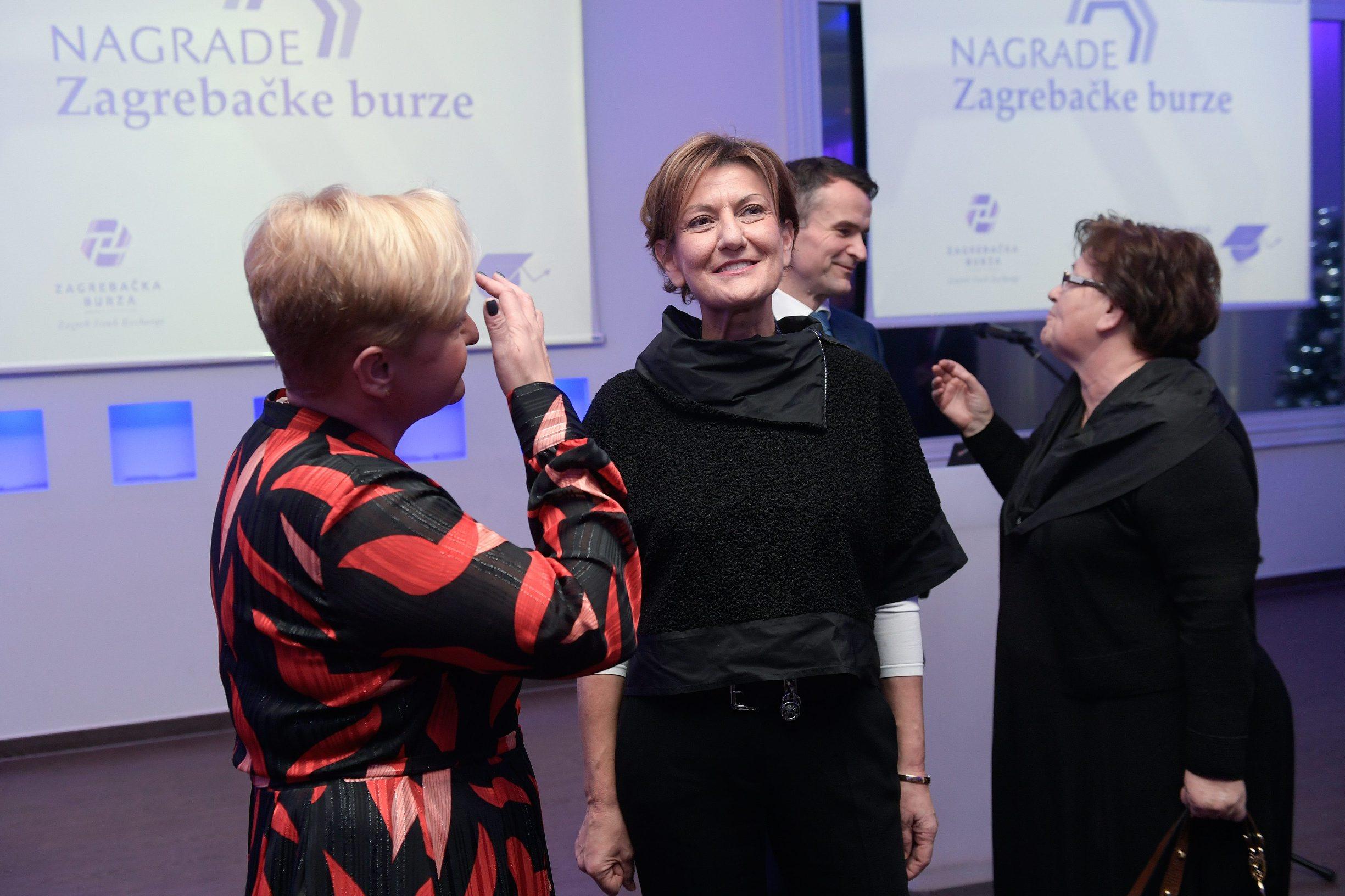 Ivana Gažić, Martina Dalić, Ante Žigman i Marica Vidaković