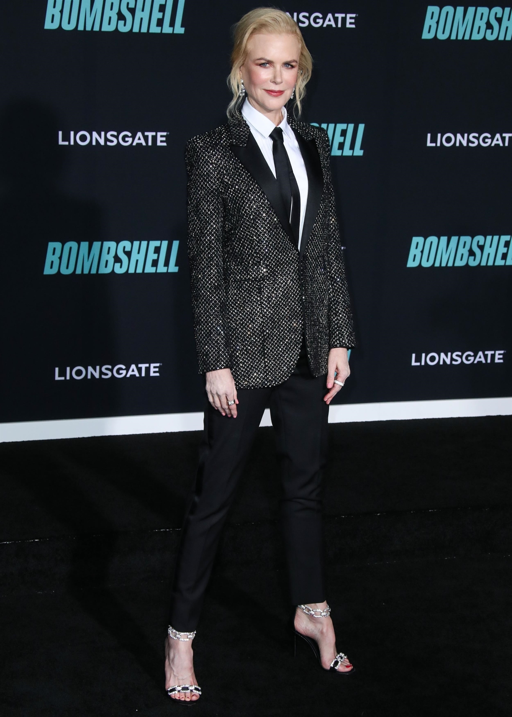 Westwood, CA  - Los Angeles Special Screening Of Liongate's 'Bombshell' held at the Regency Village Theatre.  BACKGRID USA 10 DECEMBER 2019, Image: 487529499, License: Rights-managed, Restrictions: , Model Release: no, Credit line: Image Press / BACKGRID / Backgrid USA / Profimedia