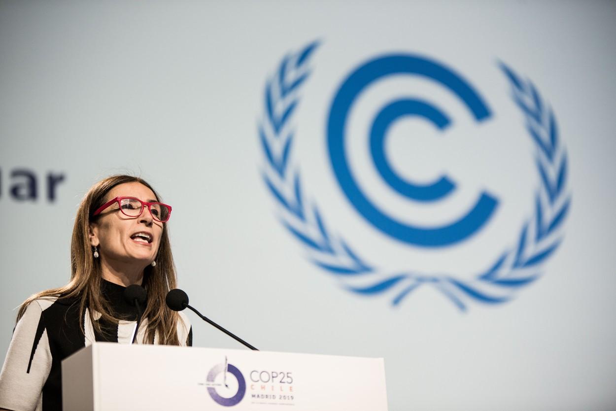 Carolina Schmidt Zaldivar, čileanska ministrica okoliša i predsjednica UN-ova samita