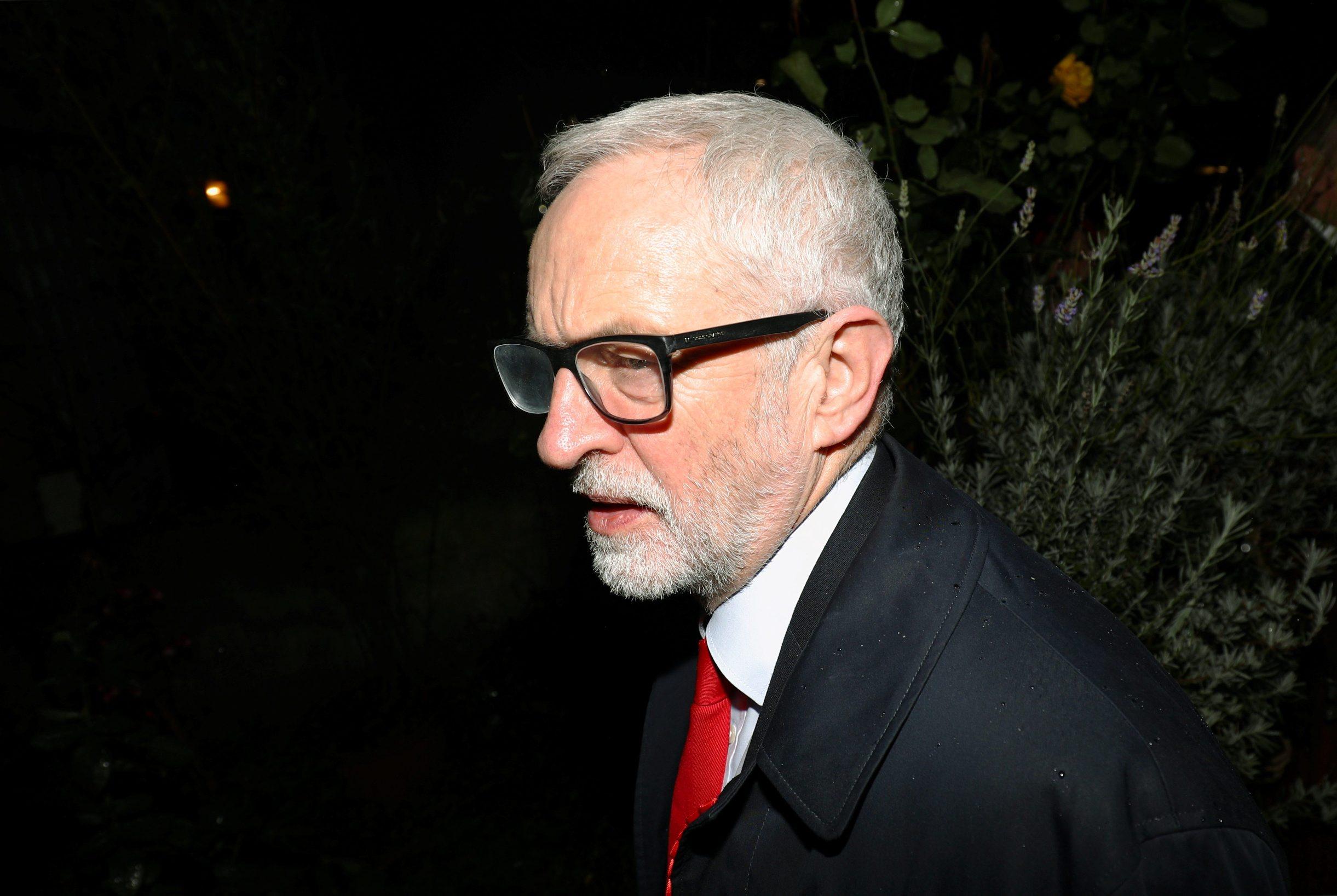 Čelnik opozicije Jeremy Corbyn